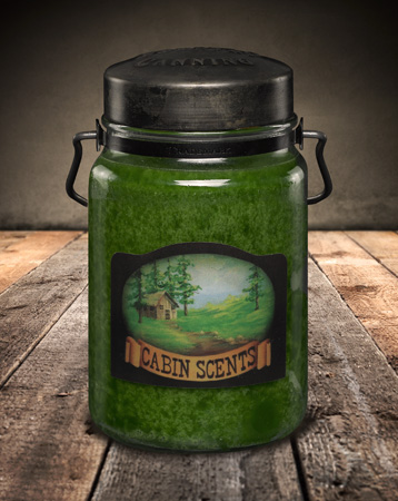 Cabin Scents 26 oz.