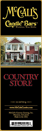 Country Store Bars