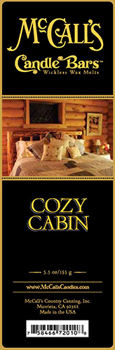 Cozy Cabin Bars