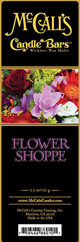 Flower Shoppe Bars