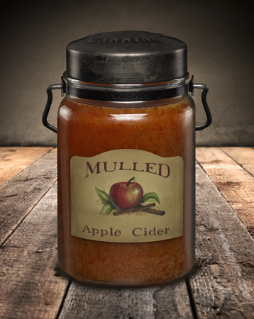 Mulled Apple Cider 26 oz.