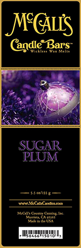 Sugar Plum Bars