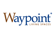 The Waypoint Living Spaces Logo