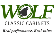 The Wolf Home Products Logo